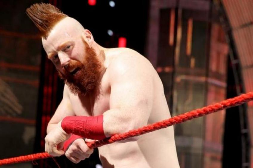 Sheamus reveals a regular issue in his WWE routine