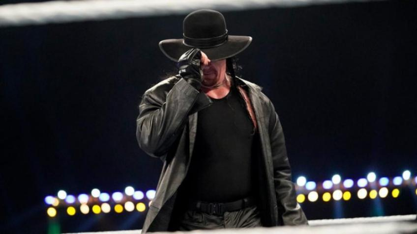 The Undertaker's WWE plans for 2021 revealed