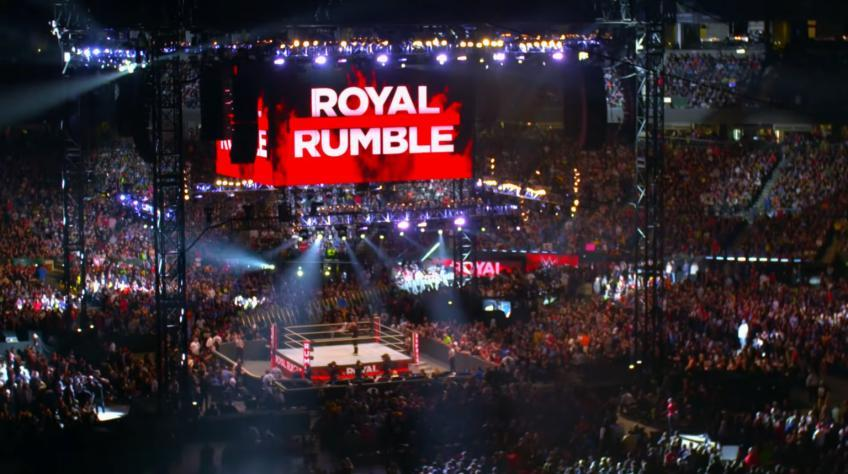 WWE didn't try as hard to hide Royal Rumble surprises this year