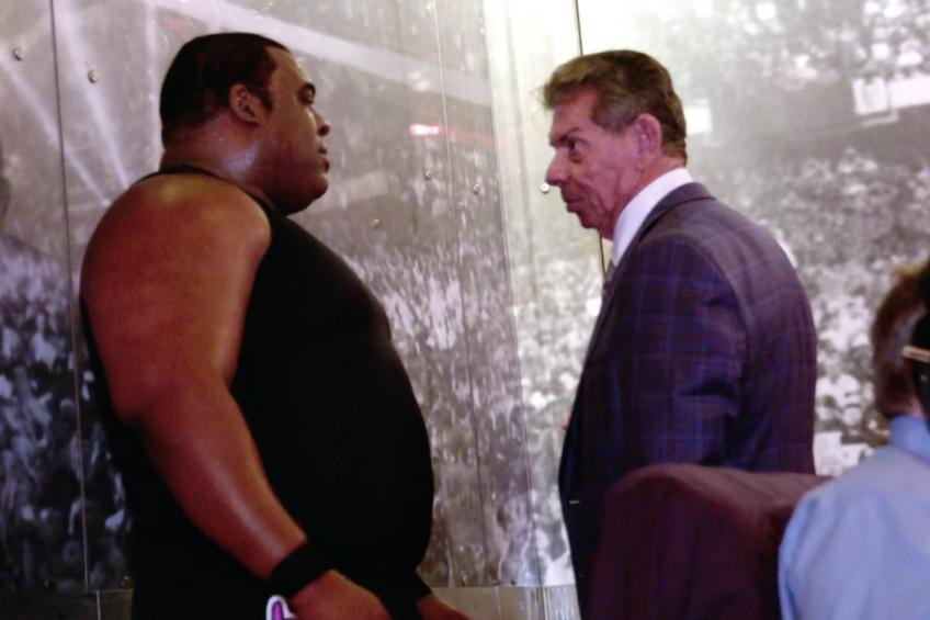 Why WWE had to replace Keith Lee at Elimination Chamber