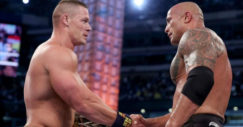 Former referee on the past problems between The Rock and John Cena