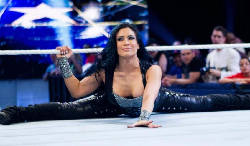 Melina on the rumors of her signing with WWE last year