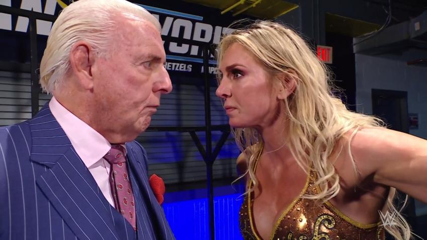 Ric Flair reveals why he was angry with 2 WWE Hall Of Famers