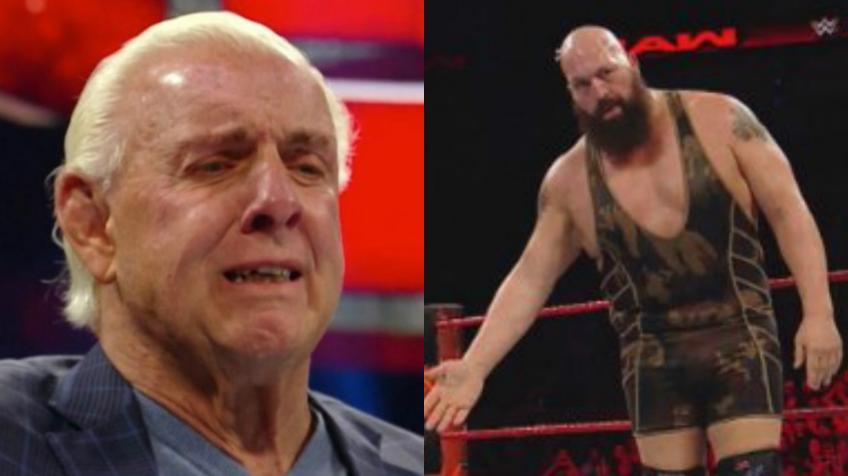 Ric Flair reacts to The Big Show joining AEW