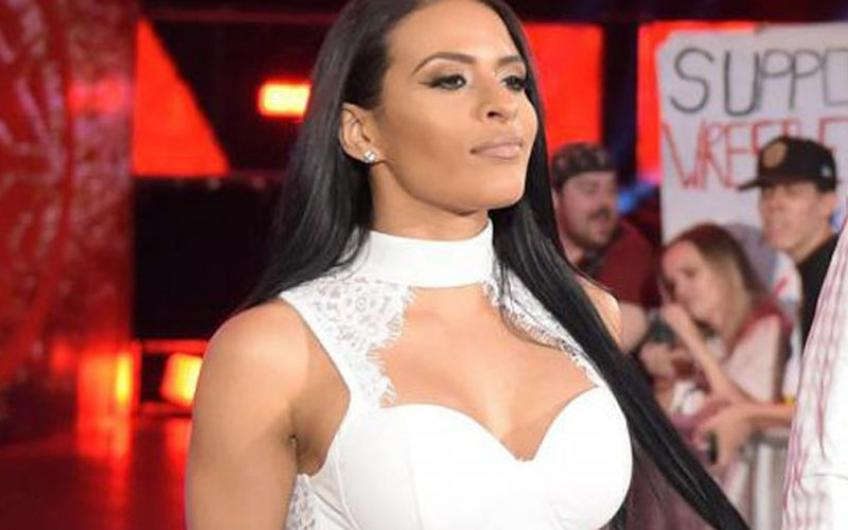 AEW has been waiting for Zelina Vega's non compete clause to expire