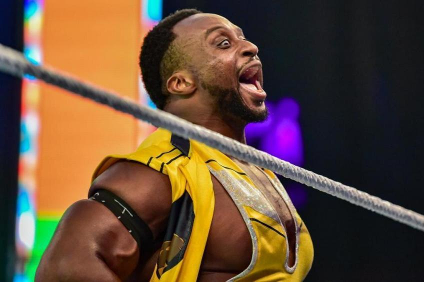 Big E says there was 'some thought' about bringing him up with The Shield
