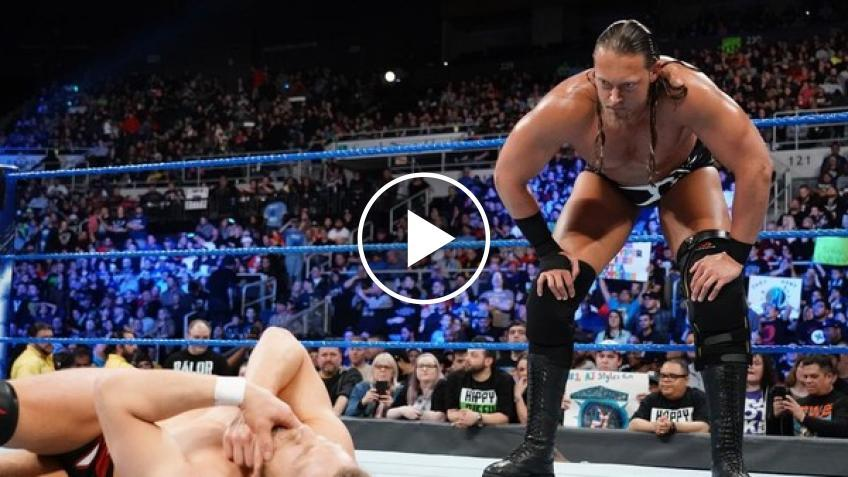 Big Cass looks in incredible shape in new photo
