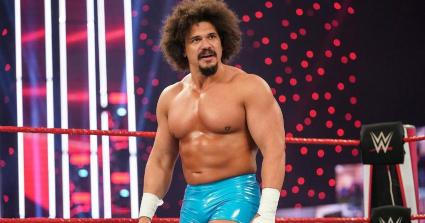 Carlito on HIs WWE Return and Royal Rumble Match