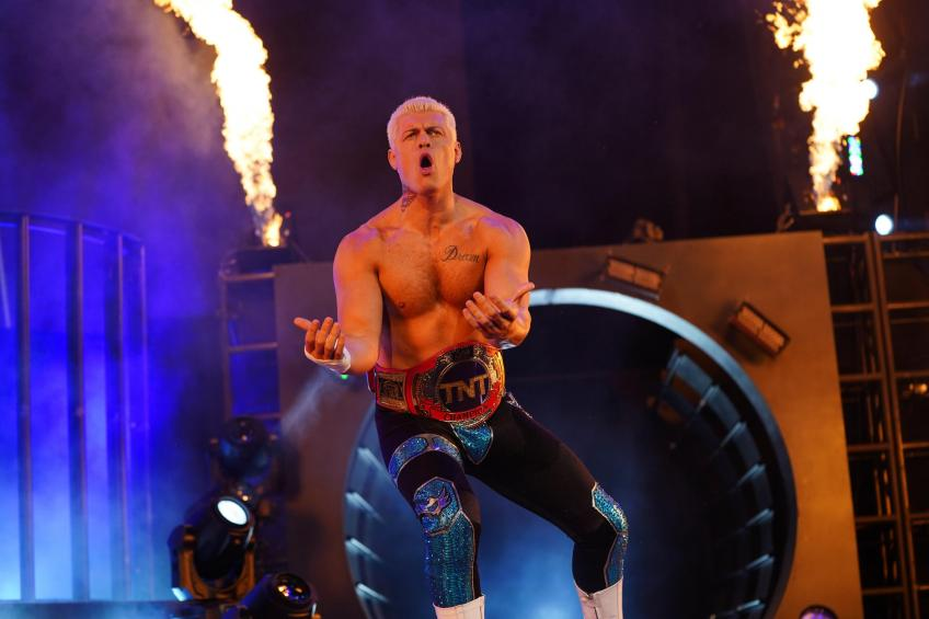 Cody Rhodes on Wrestling Shaq and Celebrity Matches
