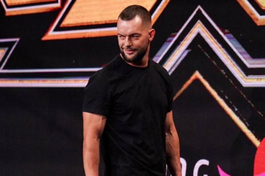 Finn Balor to defend NXT Championship next week