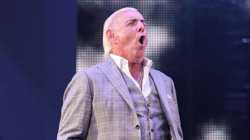 Ric Flair reveals who he wants to beat his 16x World title record