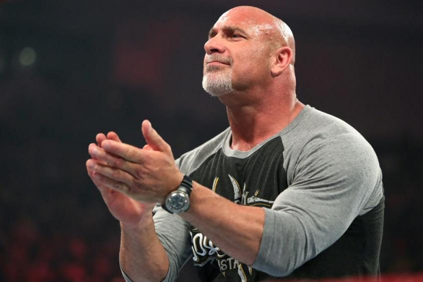 Goldberg says top WWE star is like a younger version of himself
