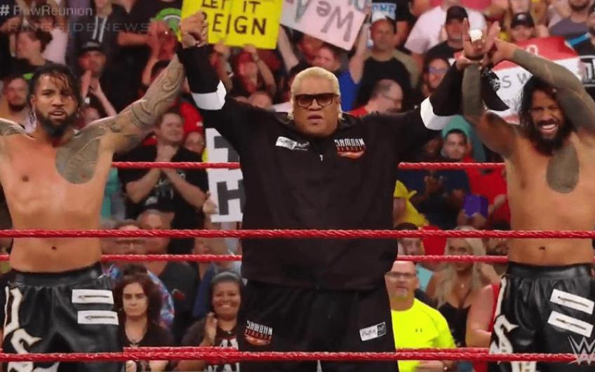 Rikishi reveals how wrestling saved his life