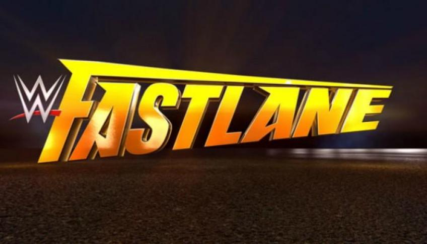 Major match seemingly pulled from WWE Fastlane 2021