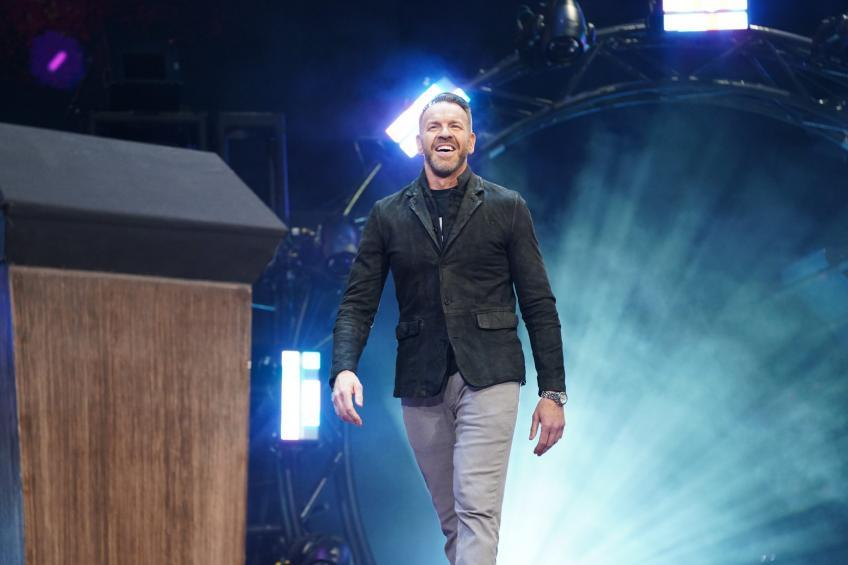Christian Cage reveals why he was unhappy with WWE