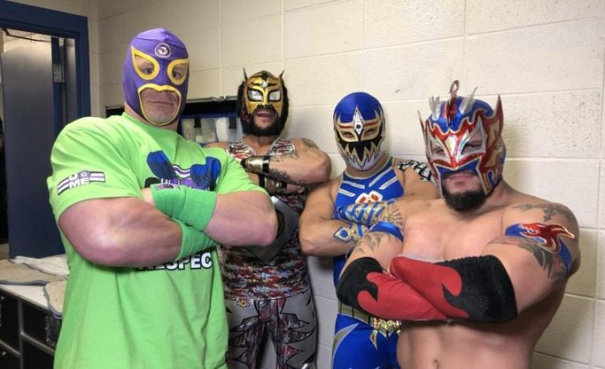 Kalisto on not getting booked on WWE for 161 days
