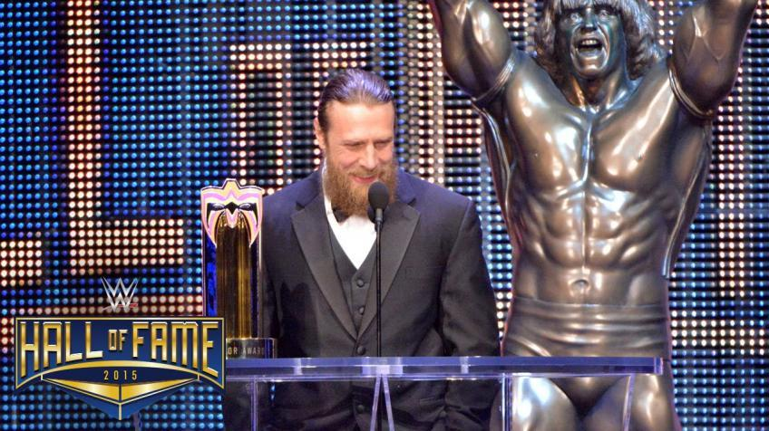 Update on Daniel Bryan's WWE Hall of Fame 2021 induction