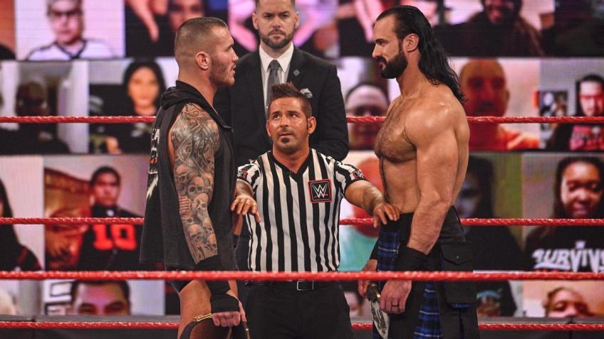 Randy Orton on not wanting to face Drew McIntyre