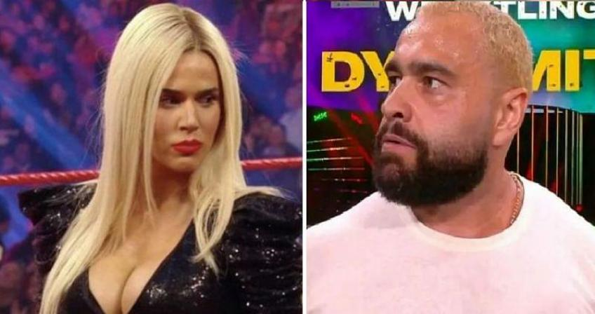 Miro reacts after fan says he lives off Lana's paycheck