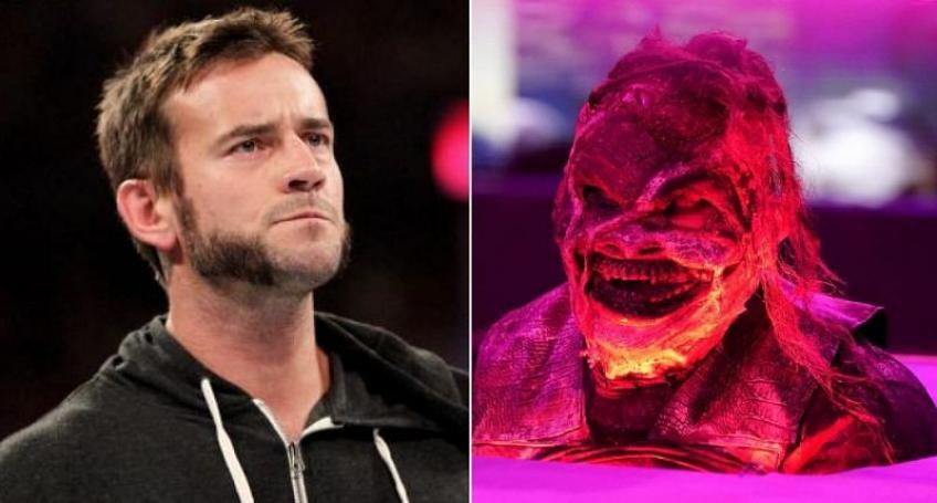 CM Punk sends a message to The Fiend after his return