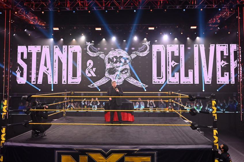 The future of the NXT Tag Team titles is set