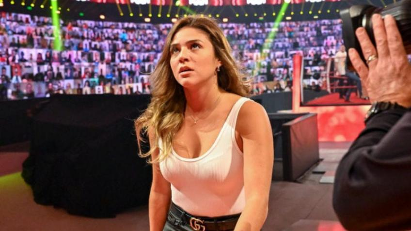 Aalyah Mysterio uncertain about her WWE status