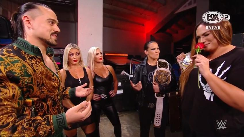 Possible spoiler on WWE's plans for WrestleMania title match