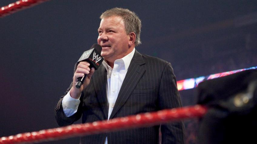 William Shatner to be inducted into the WWE Hall of Fame