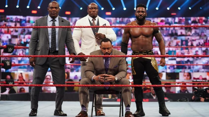 New details on WWE's future plan for The Hurt Business