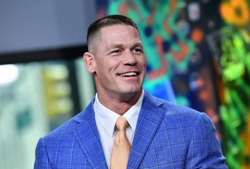 Eight-year-old reveals how John Cena helped him save his sister's life
