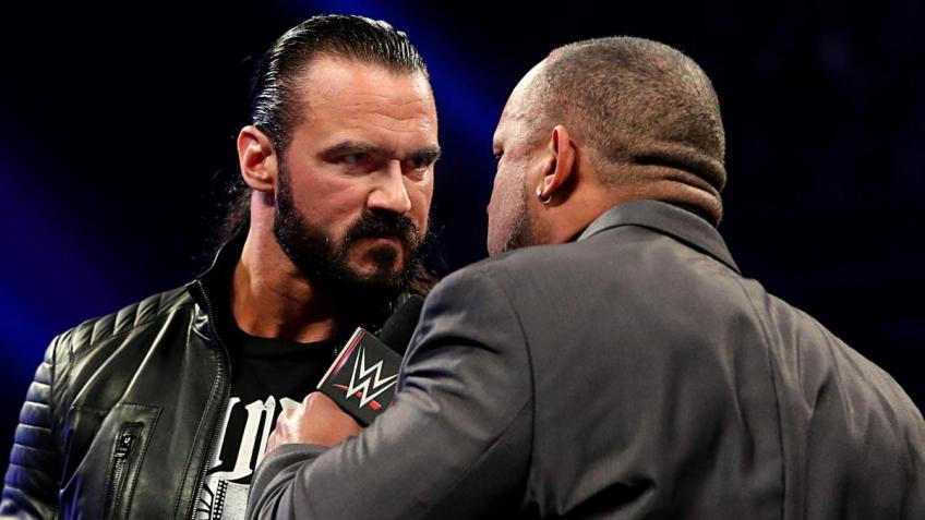 Drew McIntyre is confident he will defeat Bobby Lashley