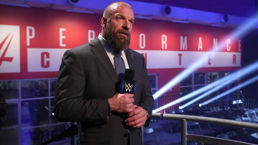 Triple H admits he is impressed with a major superstar