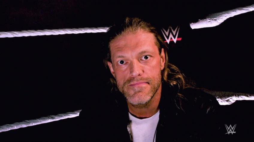 Edge discusses emotional moment with WWE rival