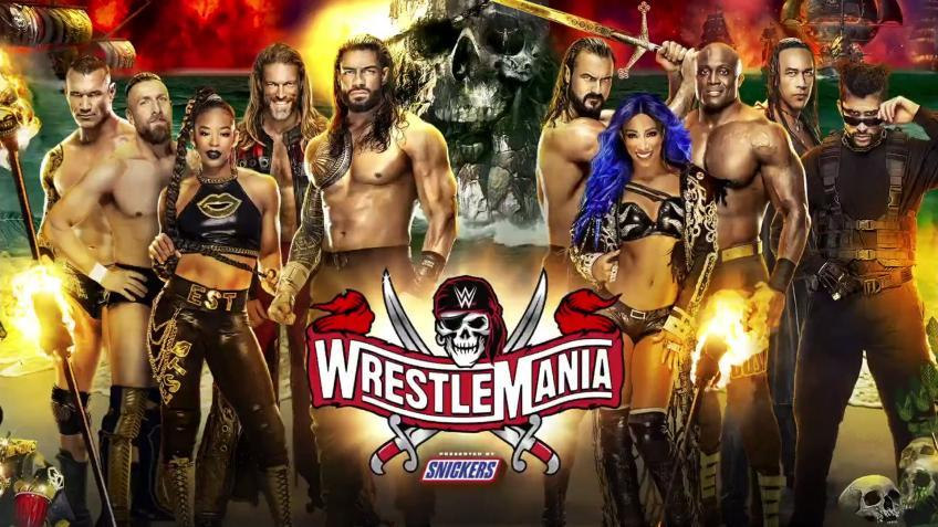 Backstage details on potential WrestleMania 37 Night 1