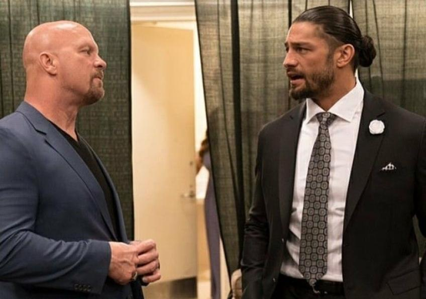 Stone Cold Steve Austin pays tribute to Roman Reigns