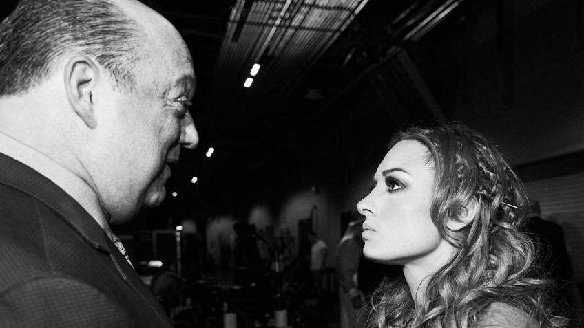 Paul Heyman discusses booking a WWE return for Becky Lynch
