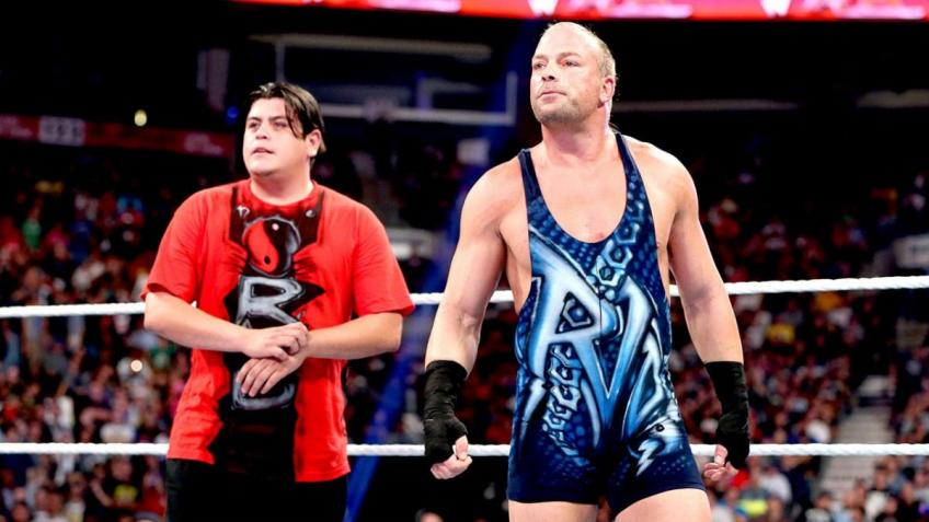 Rob Van Dam on Being Inducted into WWE Hall Of Fame