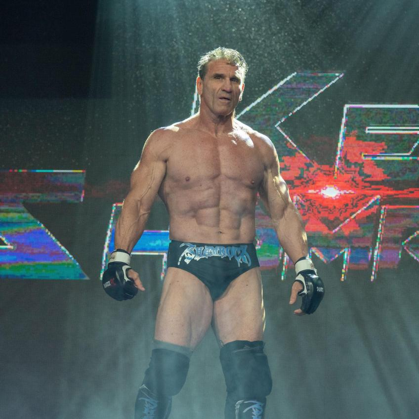 Ken Shamrock on Introducing Tap Out Submissions in WWE