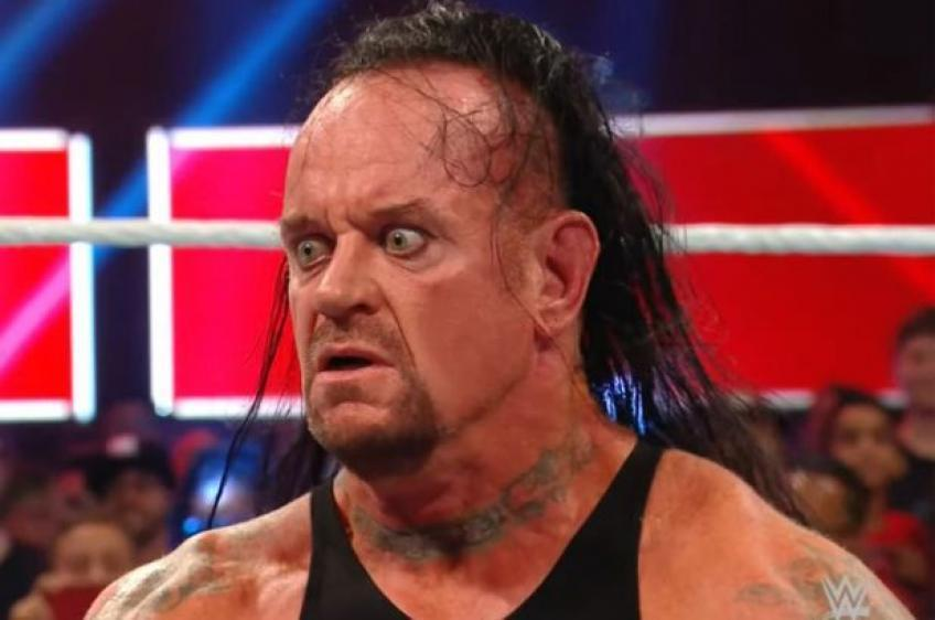 The Undertaker explains his response to people calling wrestling 'fake'