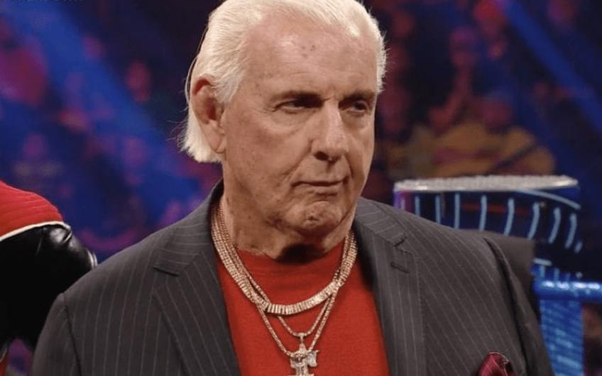 Ric Flair thinks Triller are taking inspiration from WWE