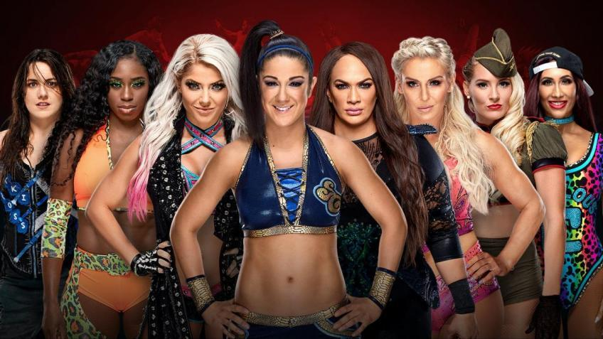 WWE cancelled plans for all-female stable