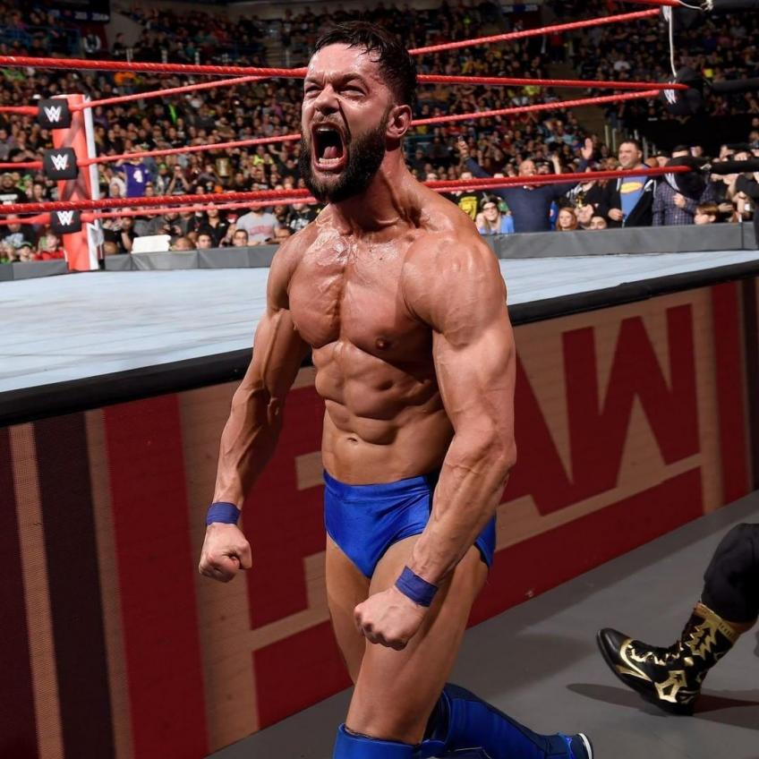 Finn Balor on Relationship with Vince McMahon