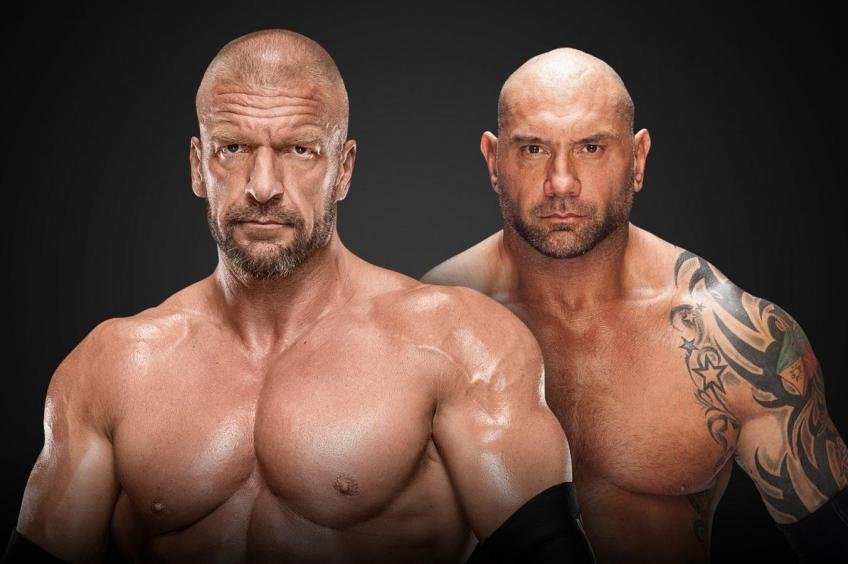 Batista on Possibly Never Returning to WWE