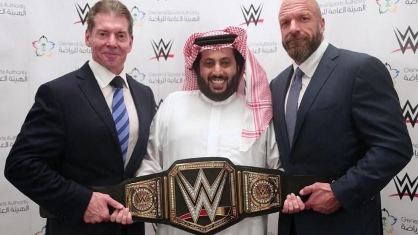 WWE to possibly host event in Saudi Arabia in 2021