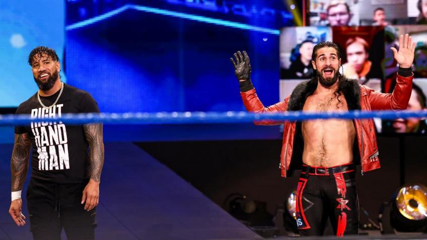 *Spoiler* Two WWE WrestleMania feuds crossed over on SmackDown