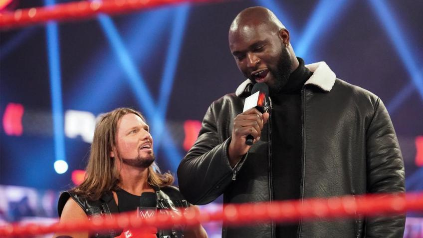 Omos talks about his WWE absence