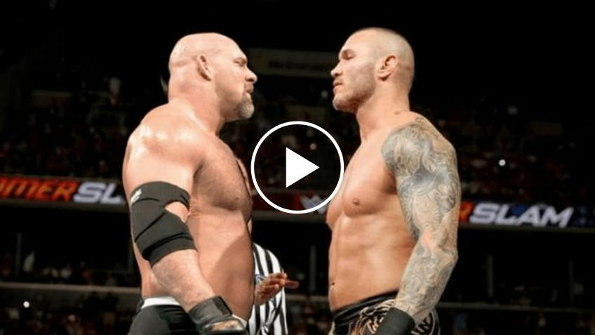 Randy Orton reveals his passion for Goldberg