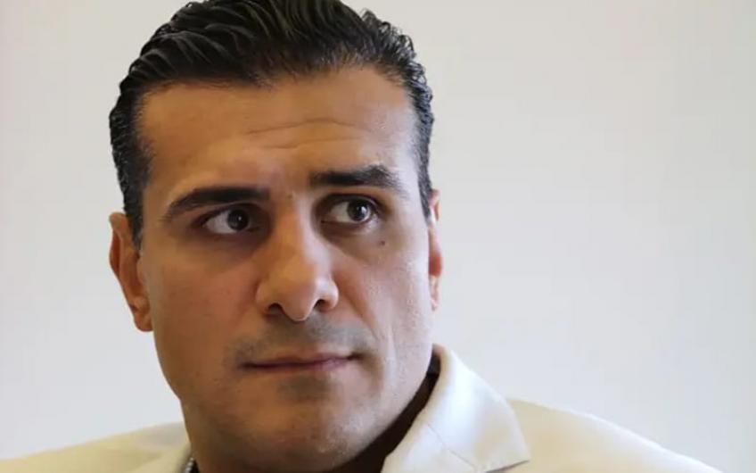Alberto Del Rio pays tribute to his father