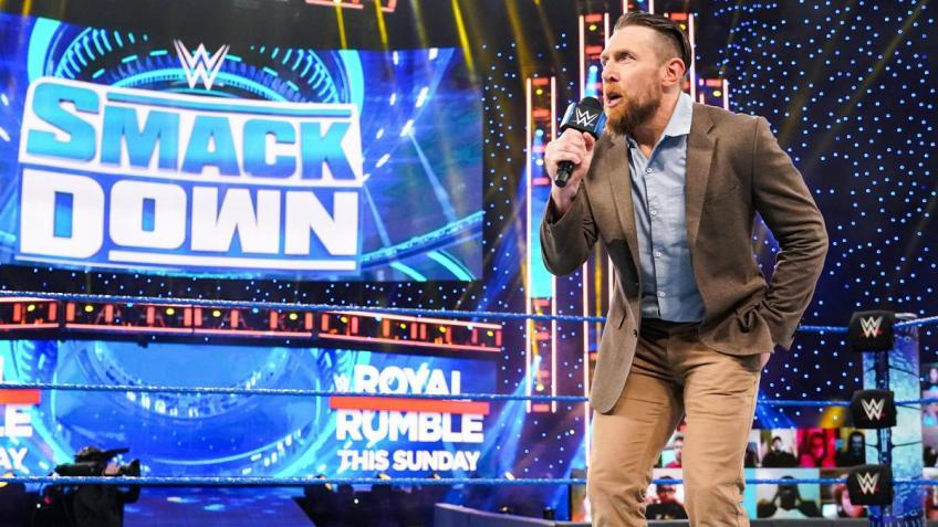 Latest news on Daniel Bryan's WWE contract