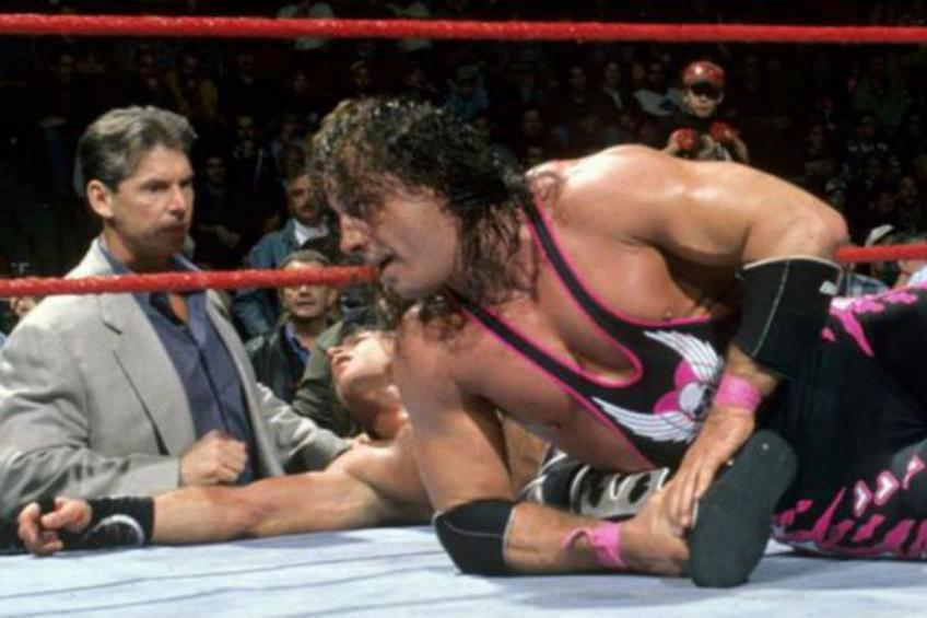 Vince Russo comments on the famous Montreal Screwjob